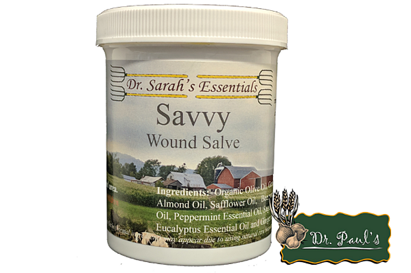 Savvy Wound Salve
