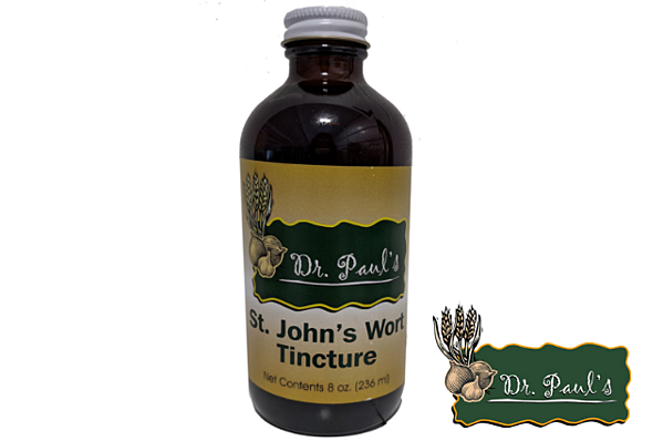 St Johns Wort Tincture