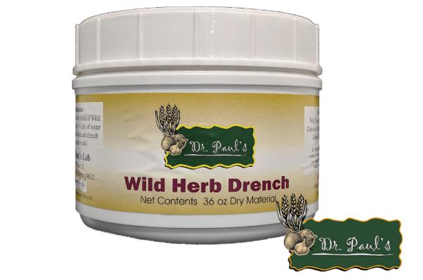 Wild Herb Drench