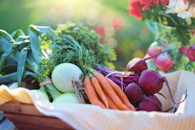 Vegetable Blend 5-3-4