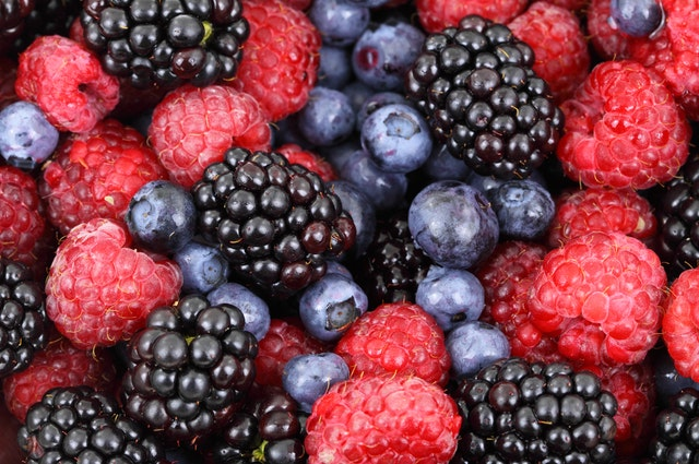 Berry Mix 4-2-4